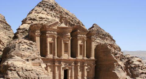 أشهر المعالم السياحية في الأردن