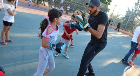 ام الفحم: استعدادات لإحتضان اولى بطولات الملاكمة القطريّة