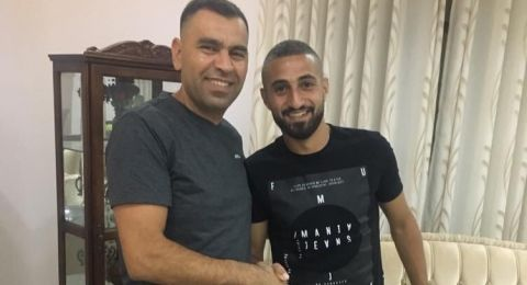 هـ.ابناء عرعرة - عارة يضمّ عديّ بدران
