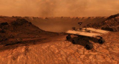 """علماء يتهمون """"ناسا"""" بتدمير دليل على وجود حياة بالمريخ"""