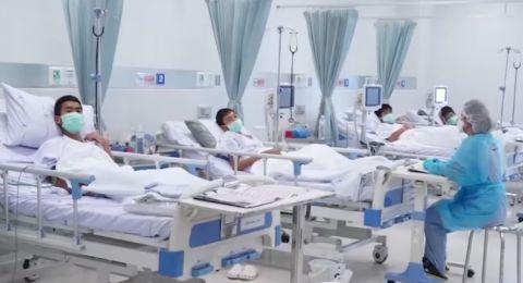 السماح بخروج فتية الكهف بتايلاند من المستشفى الخميس المقبل