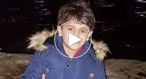 قلنسوة: نشر فيديو خطف الطفل وانباء عن العثور عليه