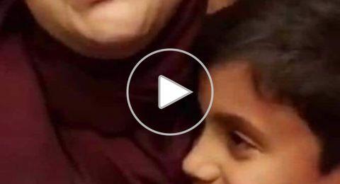 قلنسوة: مسيرة أهلية احتفاء بعودة الطفل المخطوف لوالديه