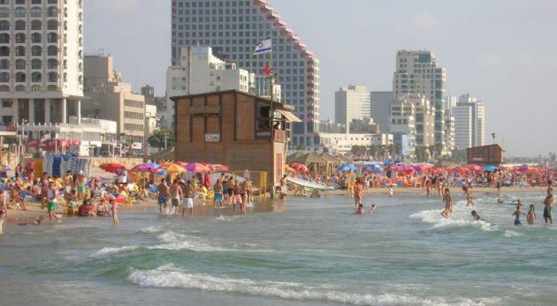 ركود في عدد السياح الوافدين الى اسرائيل الشهر الماضي