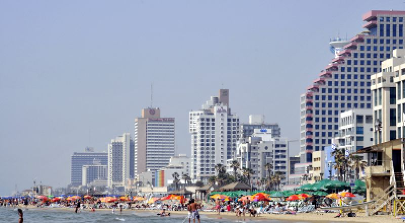 تقرير دولي عن جدوى الاستثمار بإقامة الفنادق في إسرائيل
