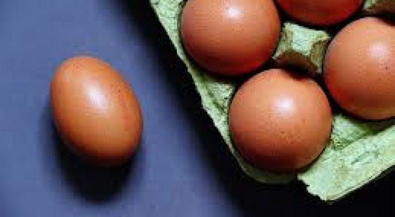 كم هي السعرات الحرارية في البيض؟