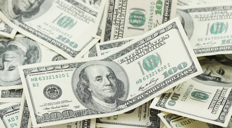 ارتفاع على سعر الدولار مقابل الشيكل