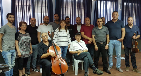 جورجيت نوفي تعود من جديد بحفل غنائي من الزمن الجميل في الناصرة