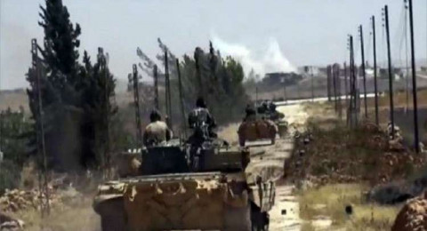 تحرير مدينة الميادين السورية بالكامل من قبضة داعش