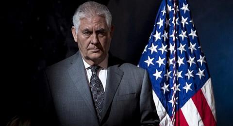 تيلرسون: ترامب لن ينسحب من الاتفاق النووي لكنه سيفرض عقوبات على إيران