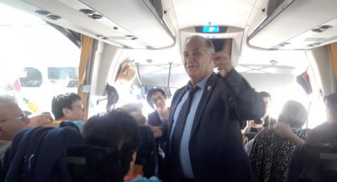 رحلة جماعية منظمة لمراكز المسنين الى مرمريس – تركيا