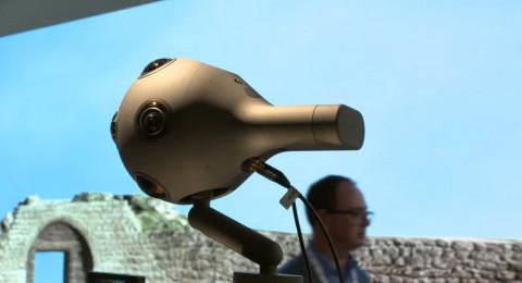 نوكيا تتخلى عن كاميرا الواقع الافتراضي