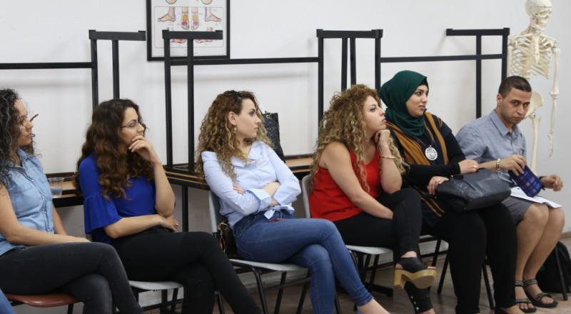 مشروع خارطة الطريق، ينجز 17 لقاء في بلدات عربية مختلفة
