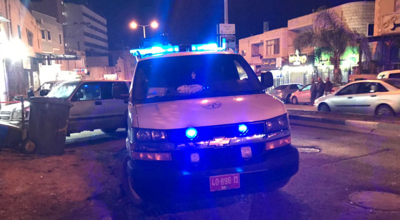 الناصرة: اعتقال صاحب نادي وابنه، بشبهة اطلاقهما النار على مواطن من اللد