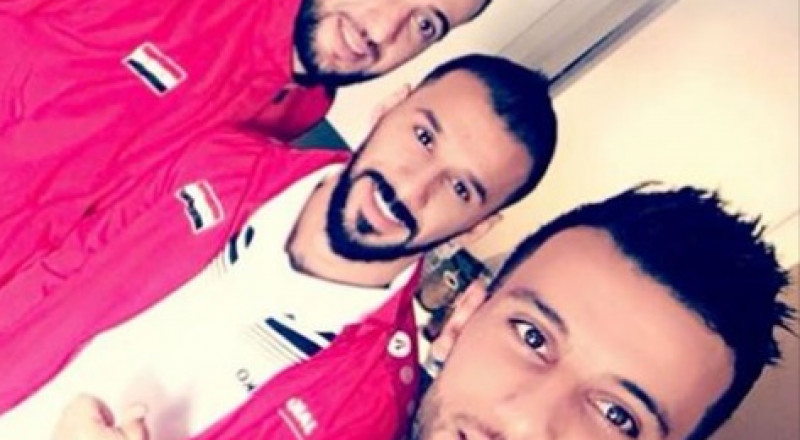 ترقبوا لعبة المنتخب السوري والاسترالي عند الساعة 12:00 ظهرًا