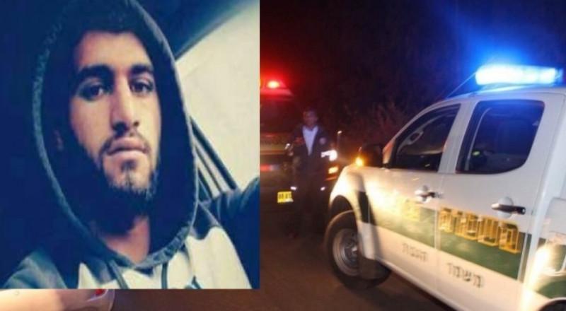 مصرع عقاب ابو القيعان (21 عاما)  واصابة اخر في حادث طرق في النقب