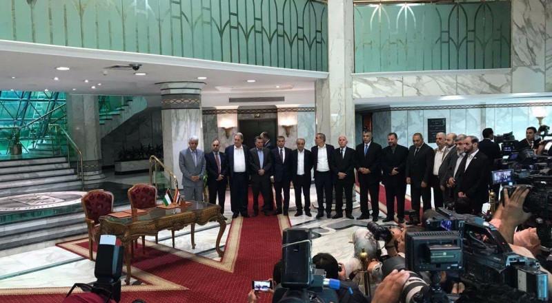 اسرائيل بعد اتفاق المصالحة:
