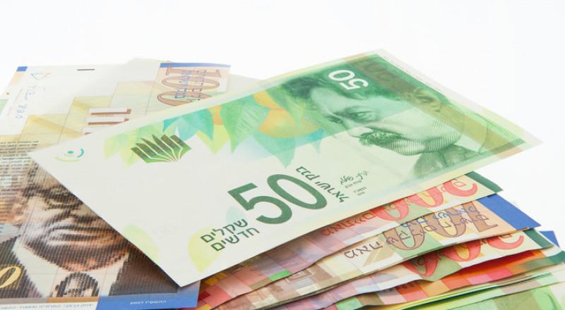 بنك اسرائيل عاد للتدخل في تداول العملة الاجنبية
