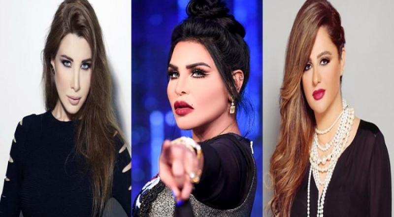 تعرف على أطول الفنانات العرب.. باسكال مشعلاني أطولهم ونانسي وأحلام أقصرهم