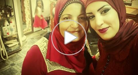 الفنانة منى حمد في فيديو كليب بعنوان فرقة وتعب