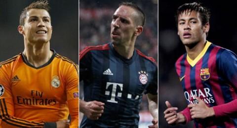 أفضل 10 لاعبين في دور المجموعات من دوري أبطال اوروبا