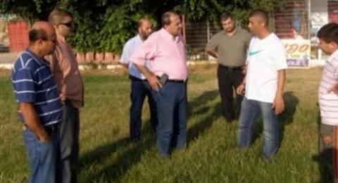 النائب د. احمد الطيبي يجند 7 مليون شيكل للرياضه في الطيبة