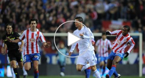 كأس الملك ...اتلتيكو مدريد VS ريال مدريد