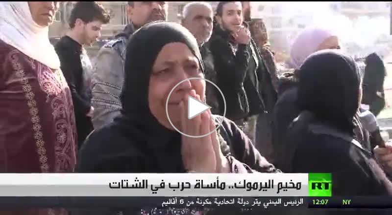أحمد جبريل: مخيم اليرموك قادر على الدفاع عن نفسه