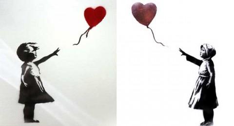 فنان الغرافيتي البريطاني بانكسي يحيي الذكرى الثالثة لاندلاع الأزمة السورية