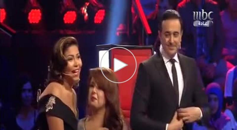 """شيرين لخطيب المشتركة المصرية وهم : """"طز فيك""""!"""