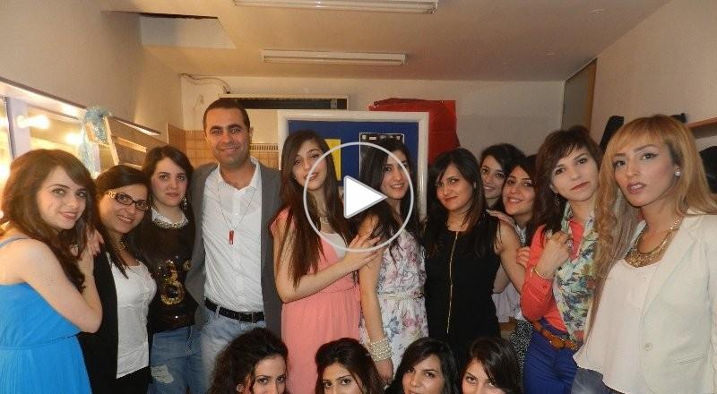 كاسترو تقيم حفل آذار للأمهات في يافة الناصرة