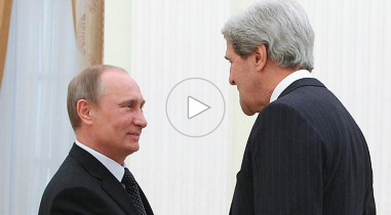 الأزمة الأوكرانية: كيري يرفض لقاء مقترحا ببوتين