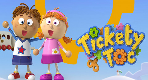Tickety Toc 2 - الحلقة 6