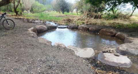 الجلبوع: إعادة إحياء وادي
