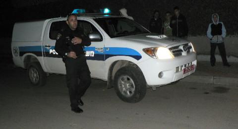 الخضيرة: سرقة مسدس وتصريح ادعاء عام ضد المشتبه من ام القطف
