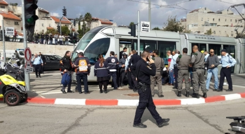 عملية طعن في القدس .. مقتل بريطانية والمنفذ مقدسي