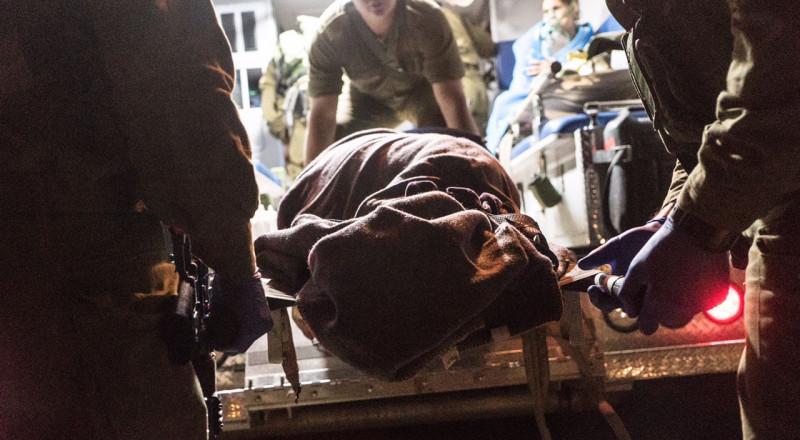 الكابينت الإسرائيلي يصادق على علاج جرحى سوريين