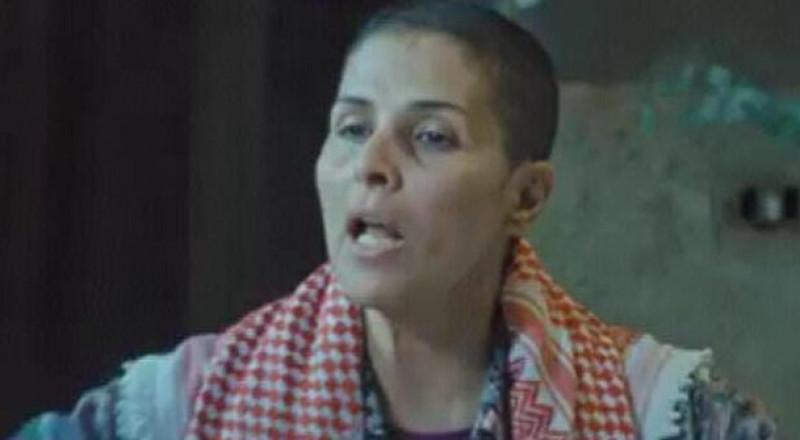 ممثلة حلقت شعرها كاملاً بسبب شهر رمضان!