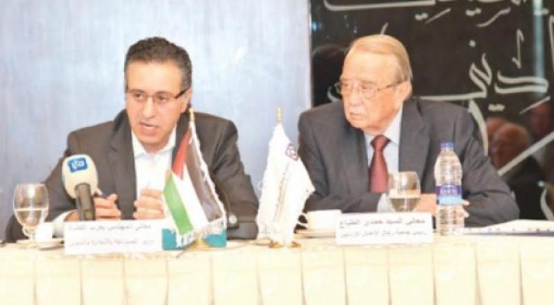 الأردن يطلب من إسرائيل تجميد العمل بكوتا صادراتها إلى السوق الفلسطينية