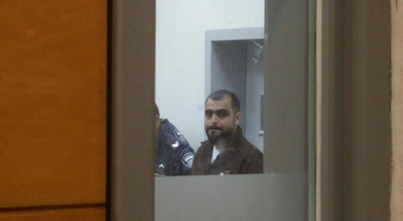 تمديد اعتقال عمر غريفات ومحمود جبارين 10 أيام