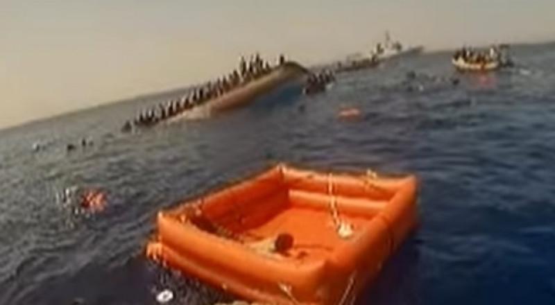 يوم عصيب في المتوسط ينتهي بإنقاذ 2074 مهاجرا