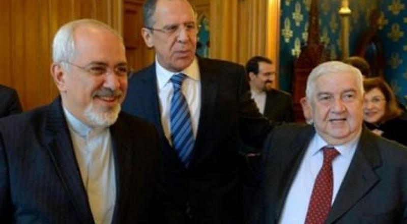 اجتماع سوري إيراني روسي: سورية مستعدة لاستقبال لجنة تحقيق مستقلة حول حادثة