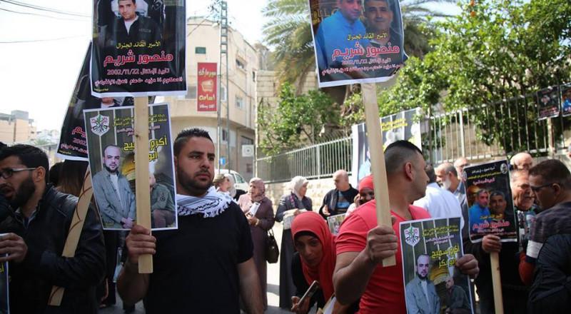 محافظ طولكرم عصام أبو بكر يعلن عن انطلاق فعاليات احياء يوم الأسير، ودعم الأسرى خلال