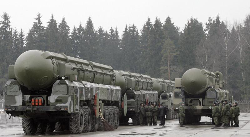 روسيا: 96% من منصات سلاح الصواريخ الاستراتيجية جاهزة للإطلاق الفوري