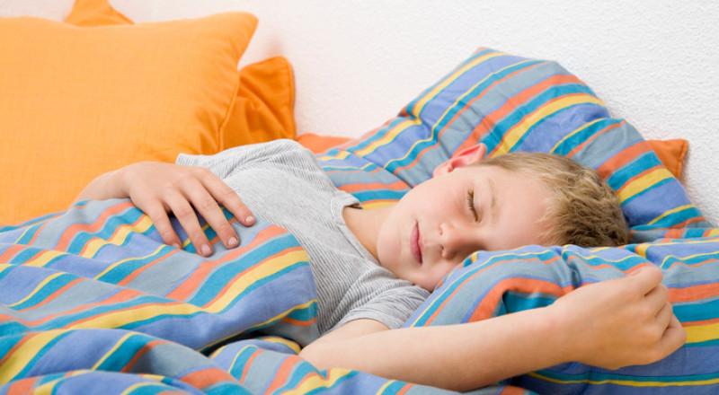 أسباب قد تؤدي الى اضطرابات النوم عند الاطفال