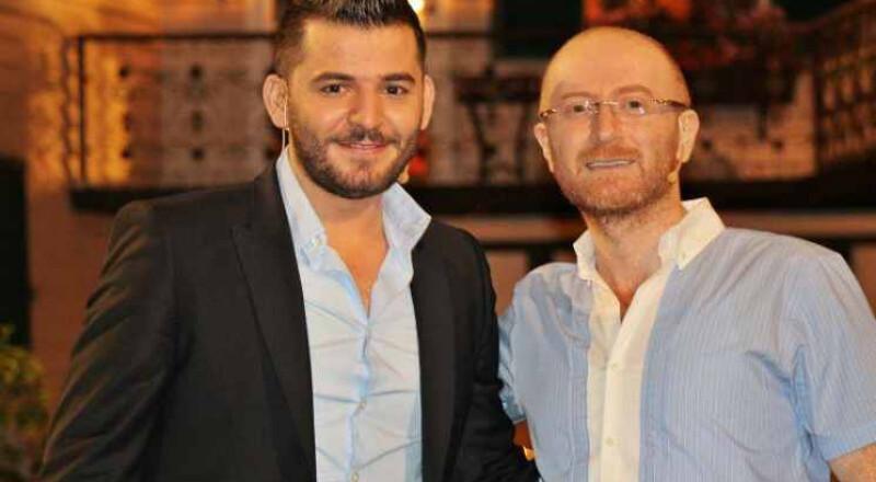 حقيقة اعتزال وانتحار الفنان السوري حسام جنيد