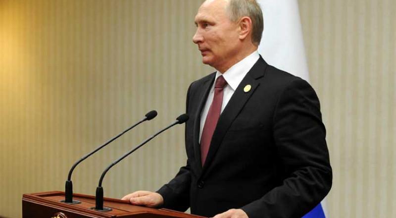 بوتين يقول روسيا تبحث مع الصين مشروع خط أنابيب الغاز ألتاي