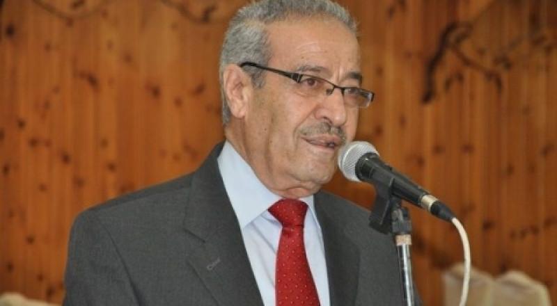 تيسير خالد : محمود الهباش...  قف مكانك والزم حدودك