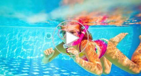 أهم أسباب أمراض الامعاء والجلد مصدرها السباحة!
