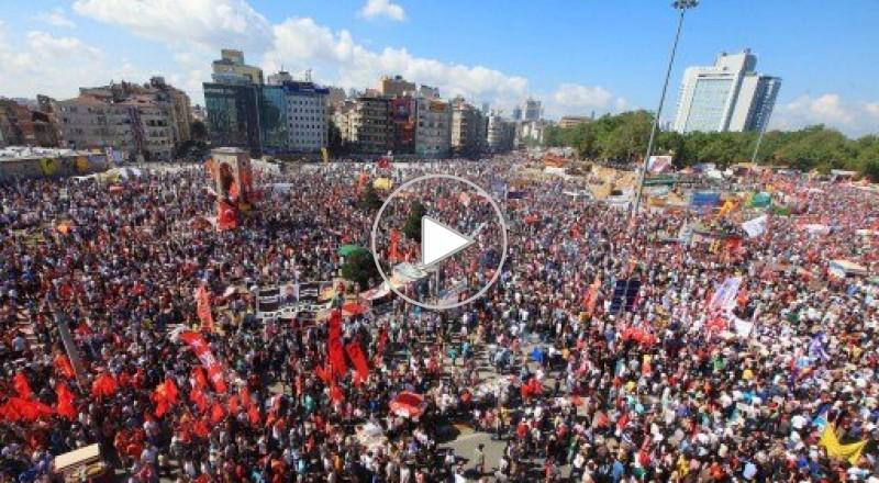 تركيا: اعتقال عشرات أرسلوا تغريدات داعمة للإحتجاجات